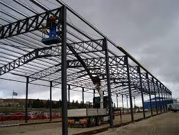 strutture in ferro per capannoni usate strutture in acciaio per capannoni industriali e agricoli