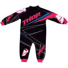 pink motocross jersey thor stripe infant pajamas fortnine canada