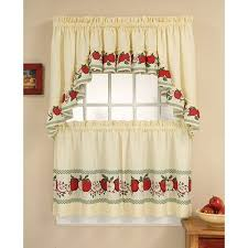 Small Kitchen Window Curtains by Best 25 Kitchen Curtain Sets Ideas Only On Pinterest Curtain