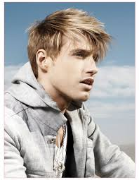 Mens Face Shapes And Hairstyles by Mens Hairstyles For Face Shape Along With Modern Messy Hairstyle