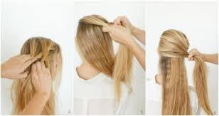 Einfache Frisuren Zum Selber Machen Lange Haare by Schöne Frisuren Selber Machen 55 Tolle Ideen