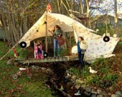 Kids Backyard Forts Media Magazine Diy Decoration For The Backyard Part 6