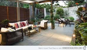 Beautiful Outdoor Living Room Designs Home Design Lover - Outdoor living room design