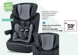 carrefour siege auto tex carrefour promotion siège auto imax sp plus tex baby siège