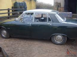 rover p6 2000 series 1 1966