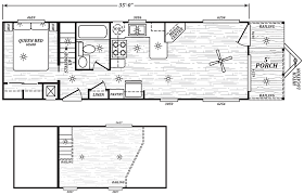 French Creek Floor Plan Park Model Homes Washington Oregon Floor Plans Oregon