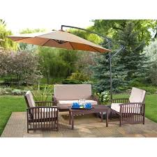 Patio Set Umbrella Patio Table Umbrella Style Modern Small Home Ideas