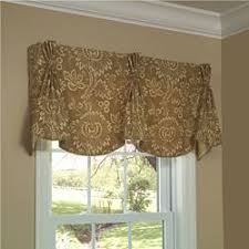 Board Mounted Valances Queen Anne Valance Add Buttons Kitchen Decorating Pinterest