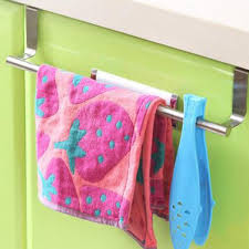 kitchen towel racks for cabinets captainwalt com