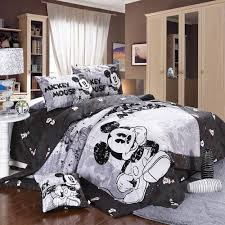 Mickey Mouse Furniture by Mickey And Minnie Kissing Bedding Mouse Home Decor For S Disney