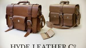 hyde classic leather bags wallets and such by kendal u0026 hyde