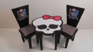 monster high table and chair set 230 best monster high images on pinterest monster high party for