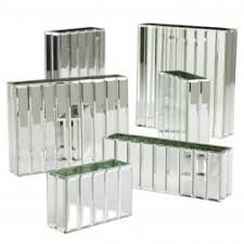 Mirrored Vases Want To Purchase Unique Mirrored Glass Vases Wholesale Van Vliet