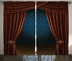 Quiet Curtains Price Victorian Curtains Amazon Com
