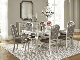 modern ideas 7pc dining room set gorgeous dining room tables set