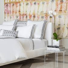 tribute goods fine linens italian luxury bedding chic modern gifts