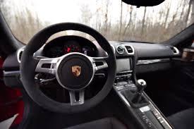 cayman porsche 2015 2015 porsche cayman gts autos ca