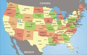 Map If United States by Map Of United States With Cities World Map Geoatlas Countries Usa