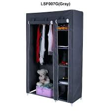 Argos Storage Cabinets Wardrobes Canvas Wardrobe Storage Argos Wood Canvas Wardrobe