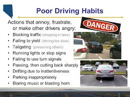 When To Use Parking Lights Unit 8 Personal Factors Influencing Operator Performance Ppt