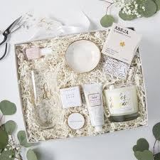 bridal gift blushing gift box foxblossom co