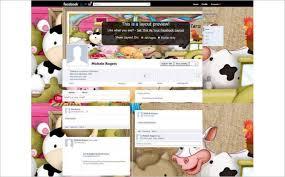 facebook templates free pdf psd ppt formats creative template