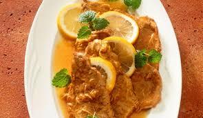 cuisiner escalope de veau recette d escalopes de veau au citron scaloppine al limone l