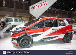 toyota rally car tokyo japan 28th oct 2015 a toyota rally car on display at the