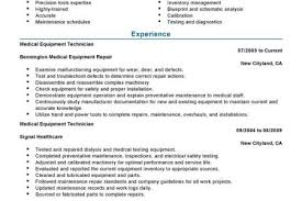 Field Service Technician Resume Examples voice and data technician resume reentrycorps