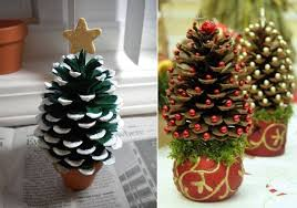 40 creative pinecone crafts for your decorations pine cone