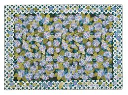 Claire Murray Washable Rugs by Hydrangea 6x8 Hand Hooked Rug Claire Murray