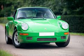 porsche 911 3 2 for sale 1985 porsche 911 3 2 in speedway green sold ferdinand