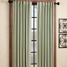 Traverse Curtain Rod Installation Instructions by Back Tab Curtains Definition How To Make Tonobi Curtainsback