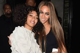 Beyonce Childhood Home by Beyonce U0027s Interview With Solange January 2017 Popsugar Entertainment
