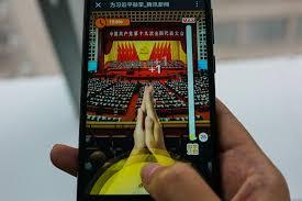 Wohnzimmerm El Systeme Neue ära Der Totalen überwachung In China Unter Staatspräsident Xi
