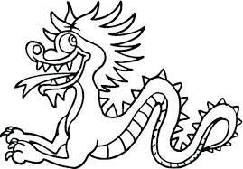 chinese dragon coloring pages easy dragon coloring dragon coloring pages 6 chinese dragon head