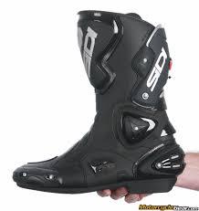 sidi motorcycle boots viewing images for sidi vertigo mega wide size rain boots