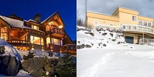home decor blogs in canada the most epic ski homes for sale in canada pictures clipgoo