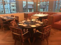 fairmont dining room sets now open fl 2 in the fairmont hotel