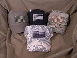 American Flag Morale Patch 9362 New Adjustable Operator Tactical Cap With Removable Velcro Us