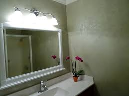 bathroom afternew vanity top undated mirror and light fixture 60