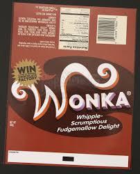 wonka bars where to buy wonka bar wrapper whipple scrumptious fudgemallow delight prop