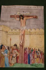 the crucifixion of jesus christ swedish heart and soul