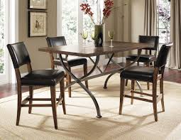 dining room counter height tables hillsdale charleston rectangle counter height table 4670ctbr