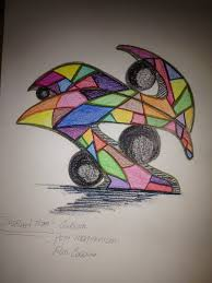 cubism colours time movement and stillness 500 word assays