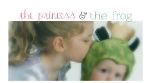 princess frog blog
