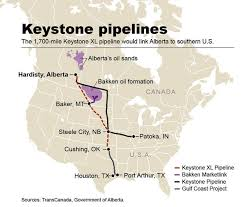 keystone xl pipeline map who benefits from revived keystone xl and dakota access pipelines