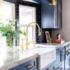 blue endeavor kitchen cabinets four kitchen design trends for 2020 waterstone luxury