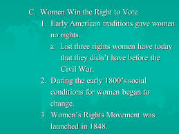 chapter 10b running in an election the right to vote 1