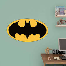 home interior decor giant s with bats stickers u with batman logo wall decal bats stickers u s chicago cubs